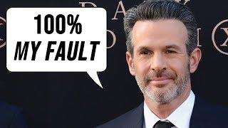 "DARK PHOENIX DIRECTOR Says BOX FAILURE Is His FAULT - SIMON KINBERG On X-MEN Movie: ""IT'S ON ME"""