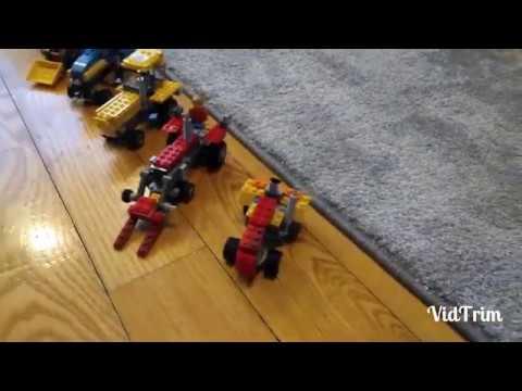 (LEGO) Prezentacja Wszystkich Maszyn Rolniczych