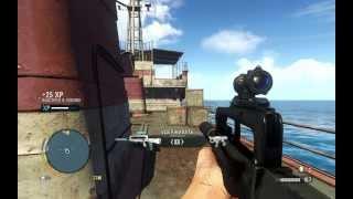 far Cry 3 - миссия на корабле