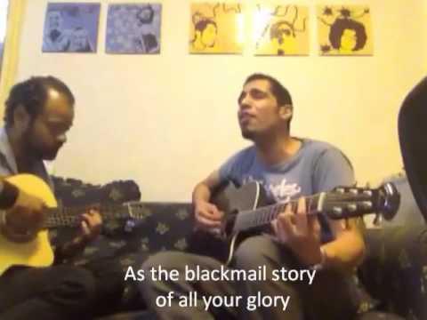 Tabloid Junkie - Michael Jackson acoustic cover