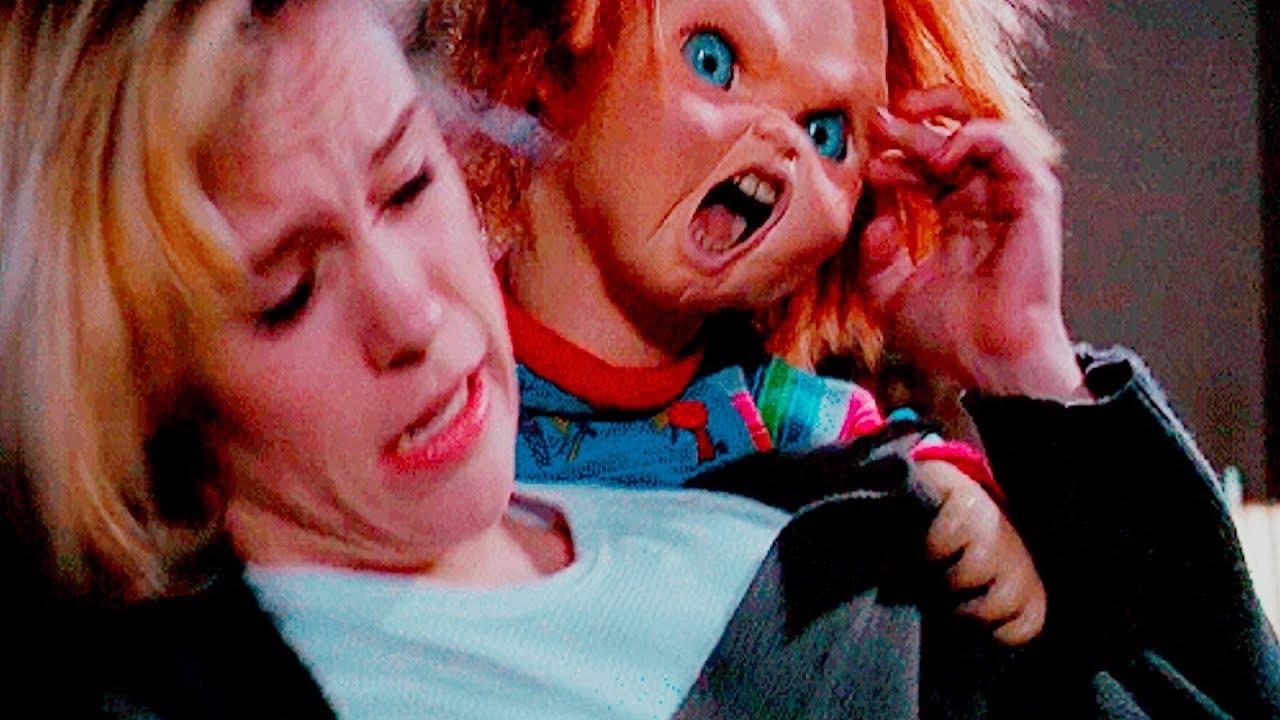 Chucky El Muñeco Diabólico 2 Doblaje Youtube
