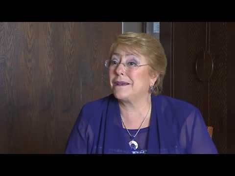 Michelle Bachelet, President of Chile