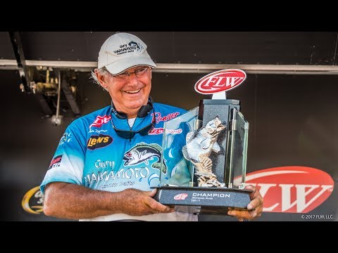 FLW Tour | Potomac River | Winning Moment