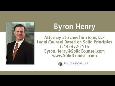 Byron Henry weighs in on Texas transgender bathroom case