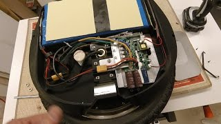 inspecting and securing acm v2s 1300wh cabling