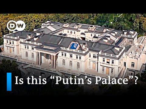Navalny reveals investigation into 'Putin's Palace'   DW News