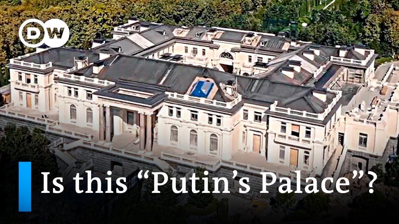 Navalny reveals investigation into 'Putin's Palace' | DW News
