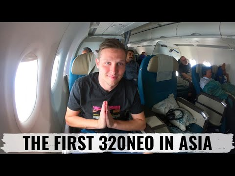 Review: SRILANKAN AIRLINES Brand New A321 NEO Business Class