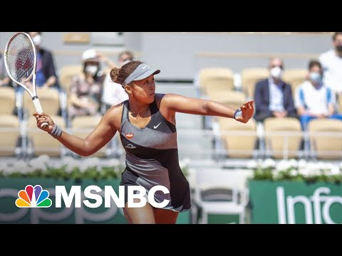 Naomi Osaka Makes Us Come Face To Face With Mental Health Issues