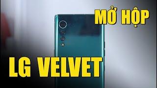 Mở hộp LG Velvet - Đây là một kiệt tác!