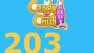 Candy Crush Soda Saga Livello 203 Level 203