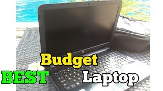 HP 15q-BU004TU 2017 15.6-inch Laptop | Quick OverView | Budget Laptop For Gaming And YouTube