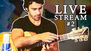 LIVE #2 from Toronto - Music, Q&A and Lessons!