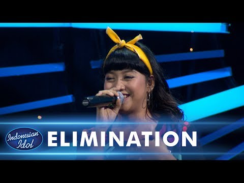 Cover Lagu GHEA INDRAWARI - ENGLISH MAN IN NEW YORK (Sting) - ELIMINATION 3 - Indonesian Idol 2018 STAFABAND