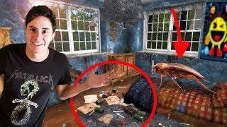 QUARTO MAIS BAGUNÇADO DO MUNDO! - House Flipper