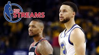 Hoop Streams: Previewing NBA Western Conference Finals Game 2 Trail Blazers @ Warriors | ESPN