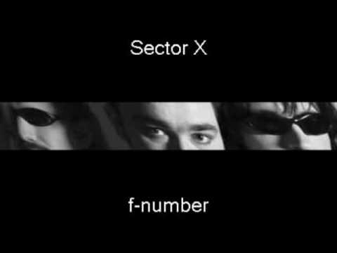Sector X - f-number