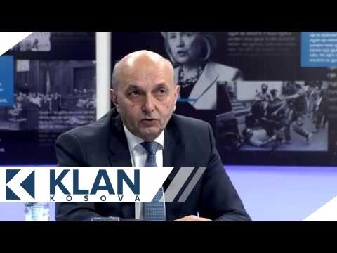 Zona e Debatit - Isa Mustafa - 14.01.2016 - Klan Kosova