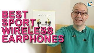 Best Wireless Earphones for Sport !