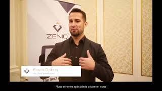 Zeniq project 2021  investis dans un masternode et génère des