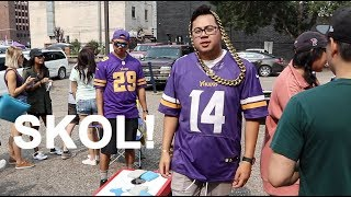 Vikings Tailgating | SKOL!