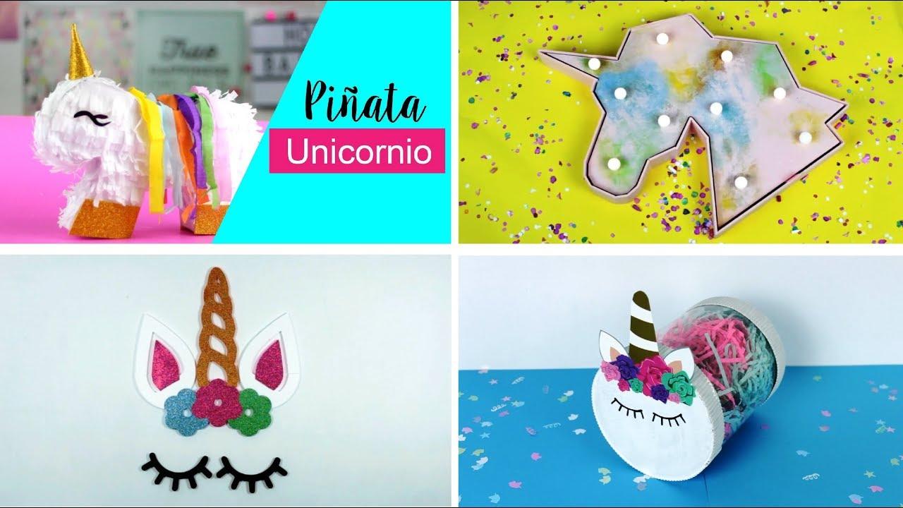 Como decorar una fiesta de cumplea os de unicornio - Como decorar una fiesta de cumpleanos ...