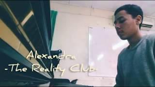 Alexandra -The Reality Club- cover