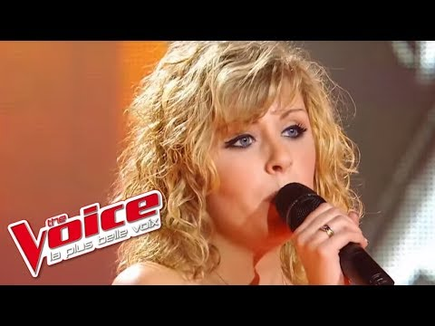 Zazie - Homme Sweet Homme | Ophélie Tosoni | The Voice France 2012 | Blind Audition