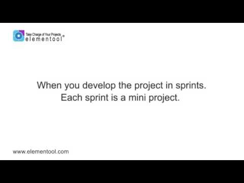 How to Create Agile Project Schedule - YouTube