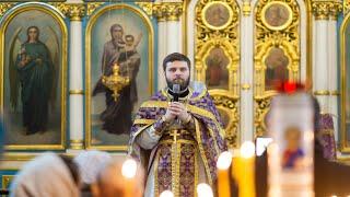 Проповедь в день памяти  Матроны Московской иерея Антония Гурова .