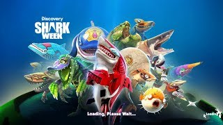 New Update  All Sharks Skins Unlocked  - Hungry Shark World