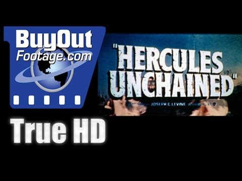 Hercules Unchained 1959 HD Film Trailer
