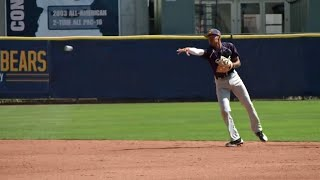 Former Giants Manager Dusty Baker's Son Plays for Cal