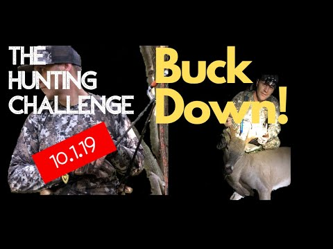 Buck Down - Deer Hunting In New Jersey