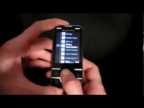 Sony Ericsson Yari - part 4