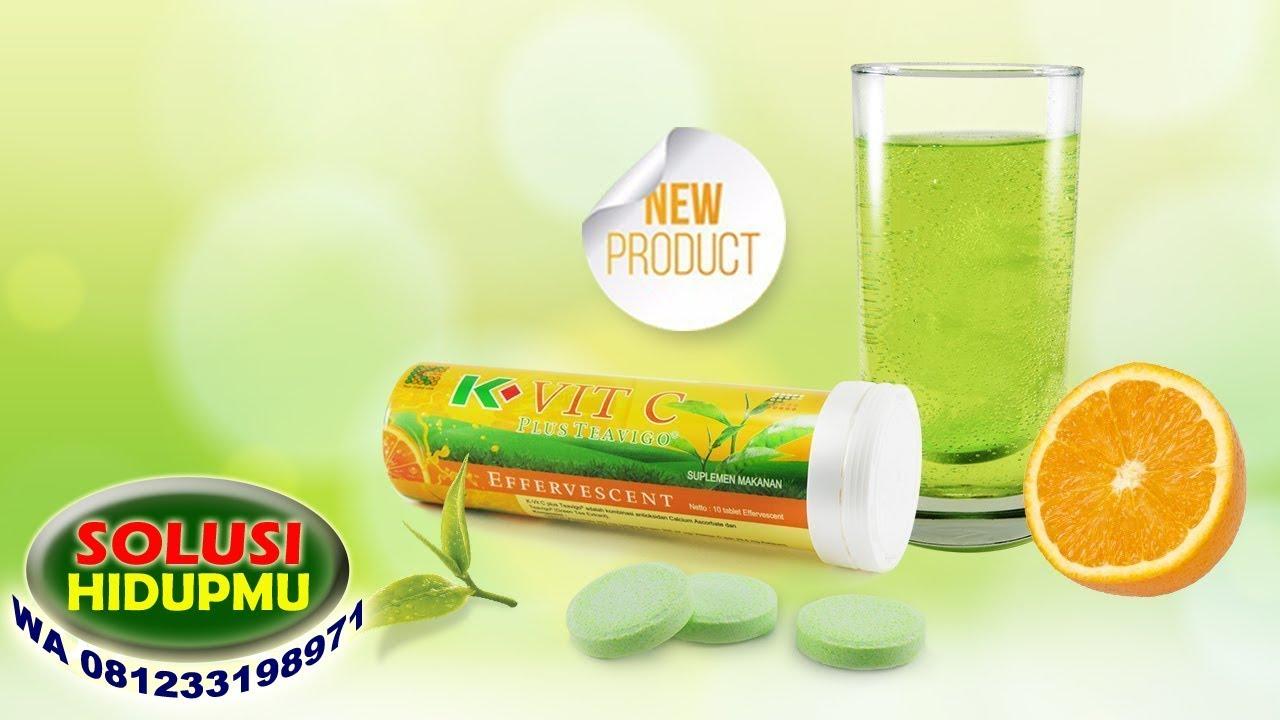 K Vit C Plus Teavigo Suplemen Herbal Paling Di Cari Youtube Greeb Most Supplements In Search