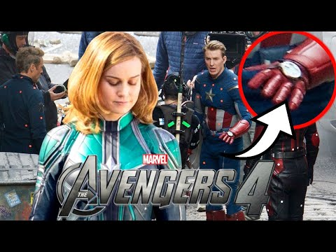 Everything We Know About Avengers 4