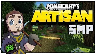NEW SURVIVAL SMP - DAY 1!!! ► Artisan SMP [LIVE]