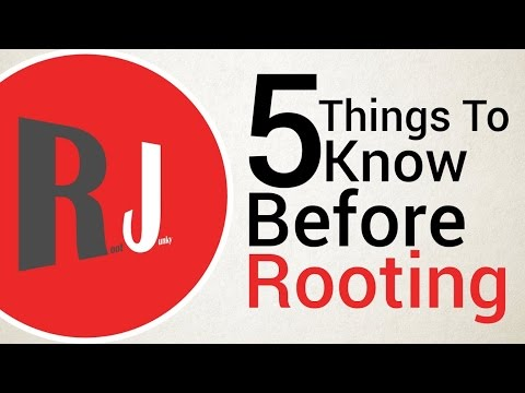 5 things you need to know before rooting your Android phone or tablet