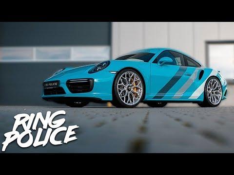 Ausfahrt mit dem blauen Flieger - Der Porsche 991.2 Turbo S