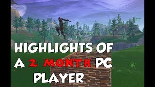 Did i become a top pc player in 2 months... - Fortnite Battle Royale