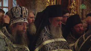 На первой неделе Великого поста Святейший Патриарх Кирилл посетил Троице-Сергиеву лавру.