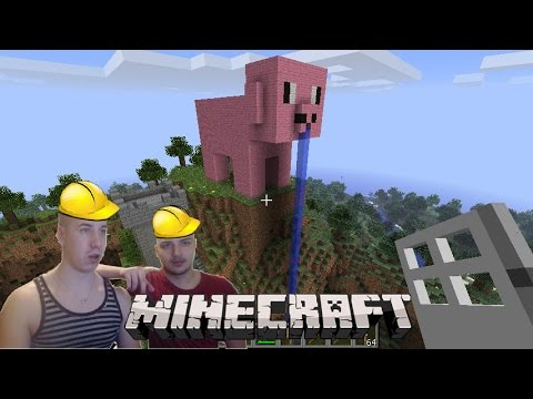 Minecraft Speed Builder | w/ Bercea | Purcelusul Paul | Ep #24