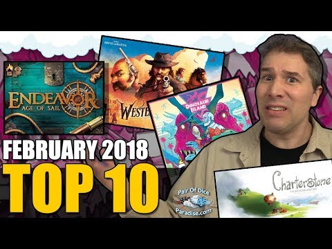 top 10 most popular board games february 2018 youtube. Black Bedroom Furniture Sets. Home Design Ideas