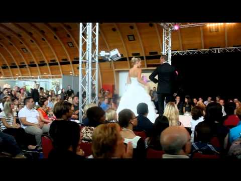 Salon du mariage 2012 à Liège