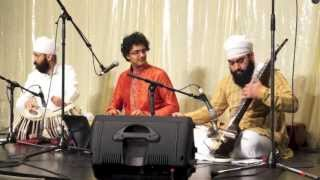 Akhil Jobanputra - Albela Sajan Aayo Ri  (Indian Classical Music) - DiwaliFest 2013
