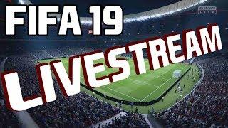 FIFA 19 - Ultimate Team + FCK Karriere   Livestream vom 07.10.18