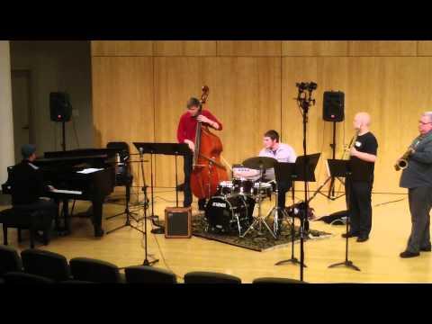 Portland State University's Student/Faculty Combo - PDX Jazz Festival