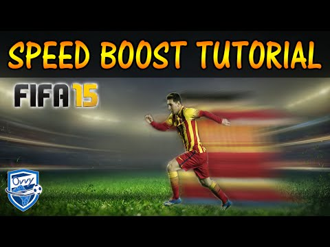 FIFA 15 HOW TO RUN FASTER / SPEED BOOST TUTORIAL / BEST ATTA