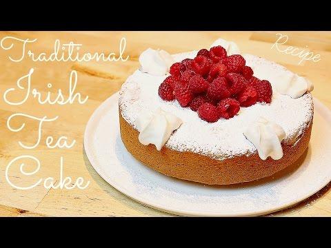 Traditional Irish Tea Cake Recipe
